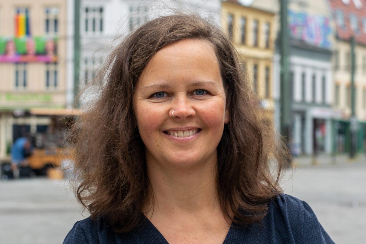 Porträt Jana Bürger