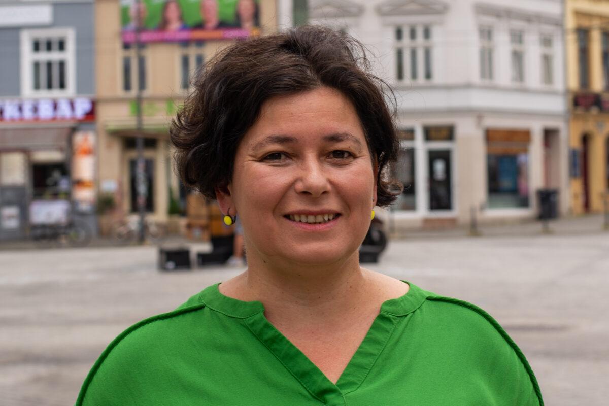 Porträt Anja Eggert