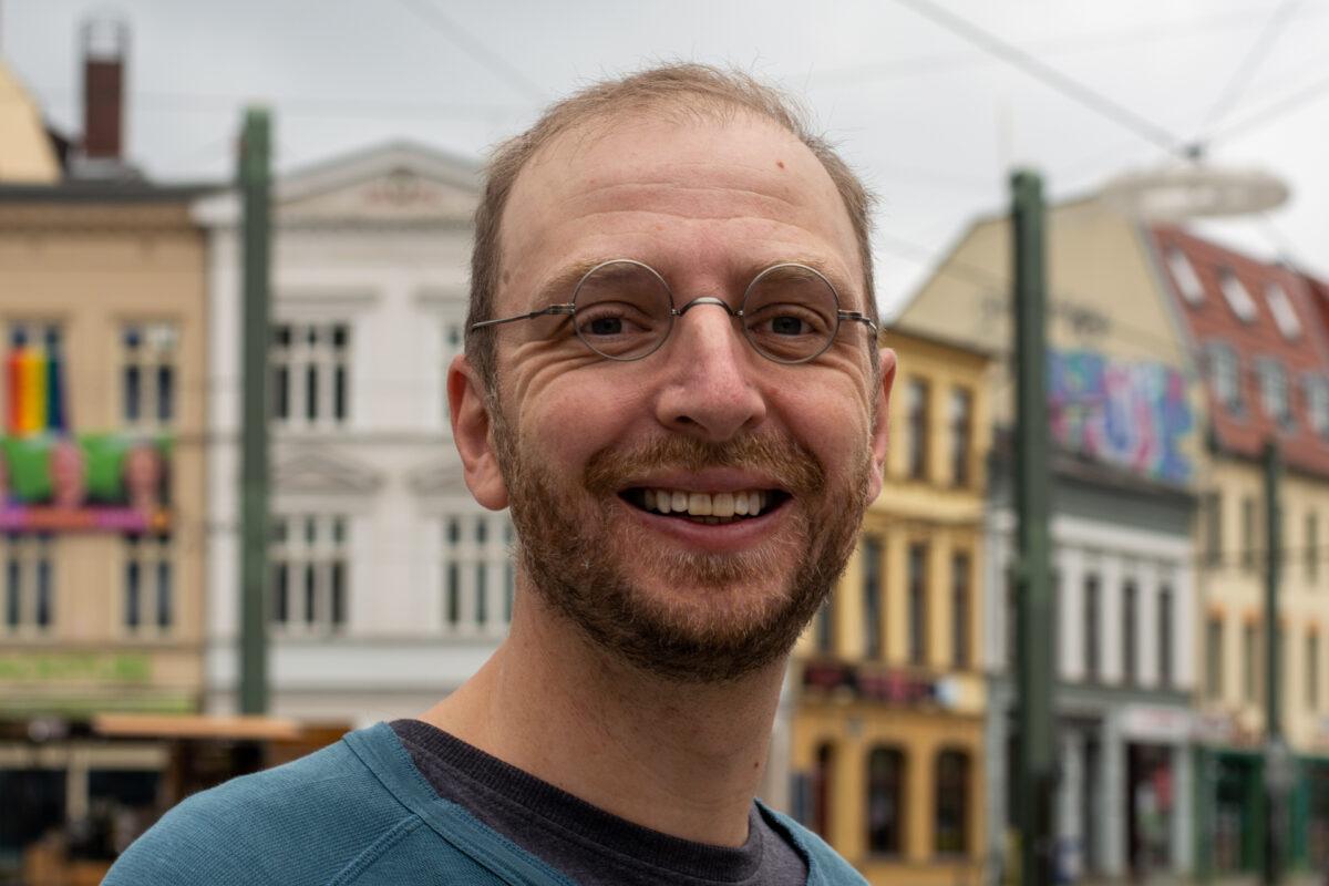 Porträt Christopher Dietrich