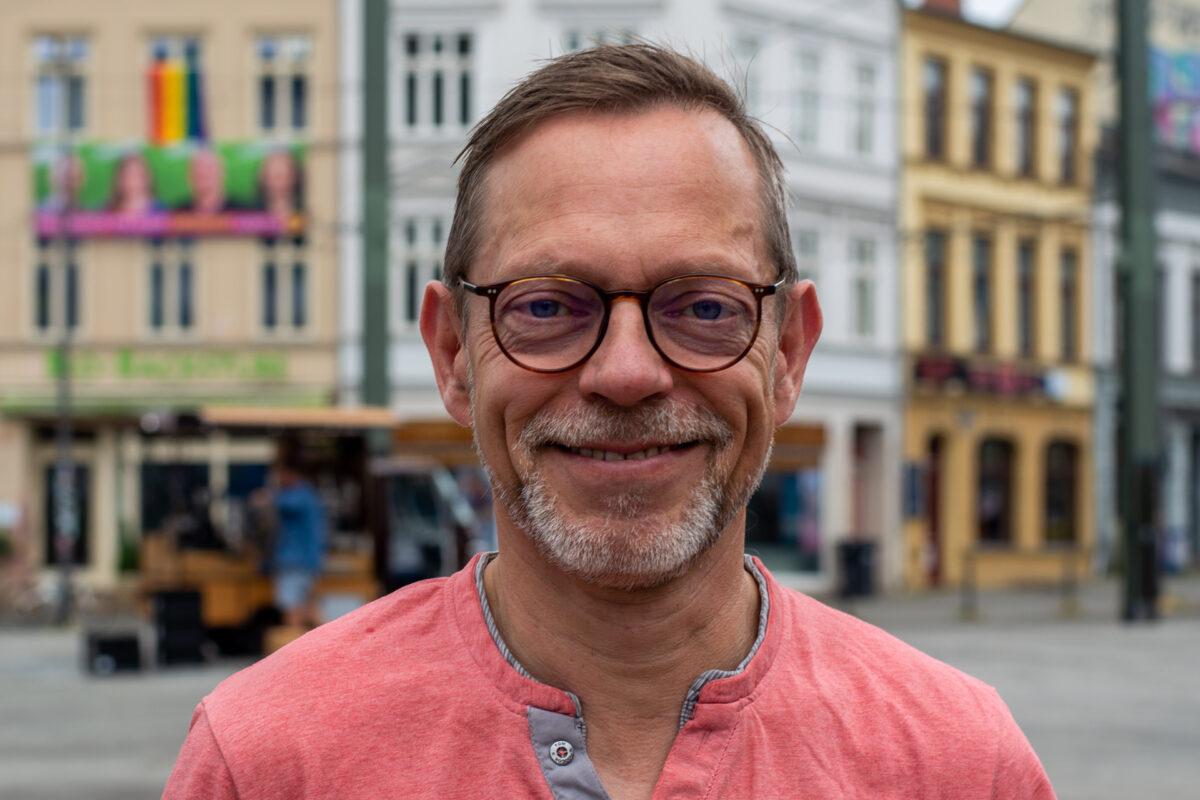 Porträt Dirk Rüdiger