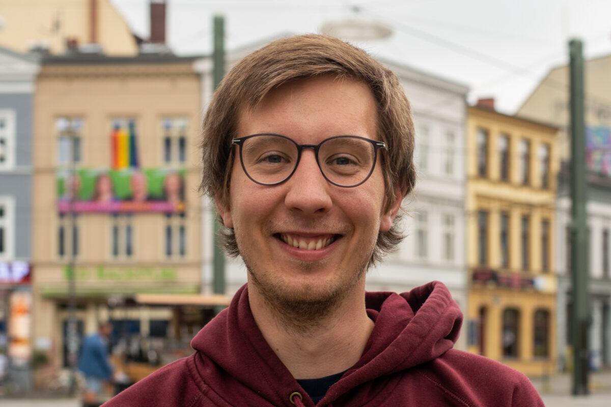 Porträt Flo Börgel