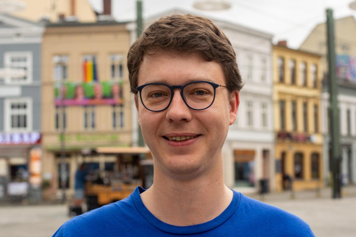 Porträt Henning Wüstemann